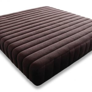 Rubber mattress